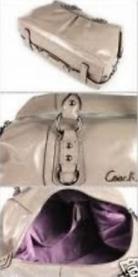 Coach-Ashley-Patent-Large-Satchel-handbag-15454-beige-Putty-inside-bottom-bag